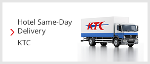 Hotel Same-Day Delivery KTC